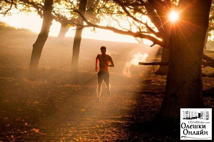 Житель Олешек на утренней пробежке наткнулся на труп