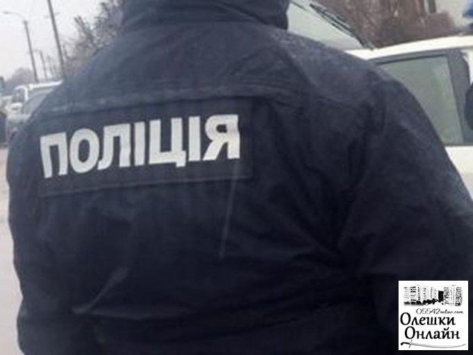 Полицейский штурм со стрельбой в Олешках