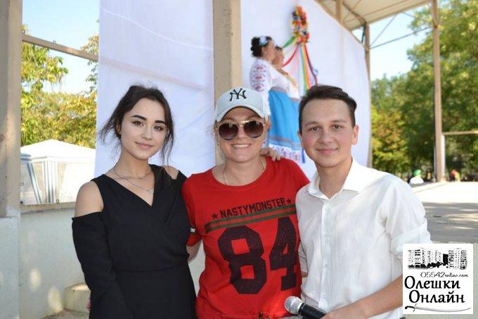 Співоча птаха 2018 в Олешках