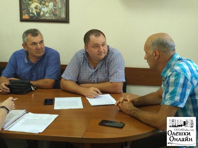 Депутатська комісія підтримує виділення нежитлового приміщення під інклюзивно-ресурсний центр в Олешках