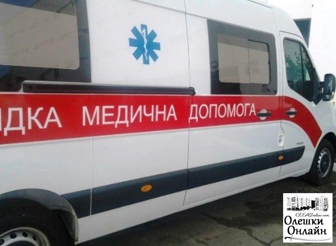 Скорпион уложил в больницу человека в Олешковском районе