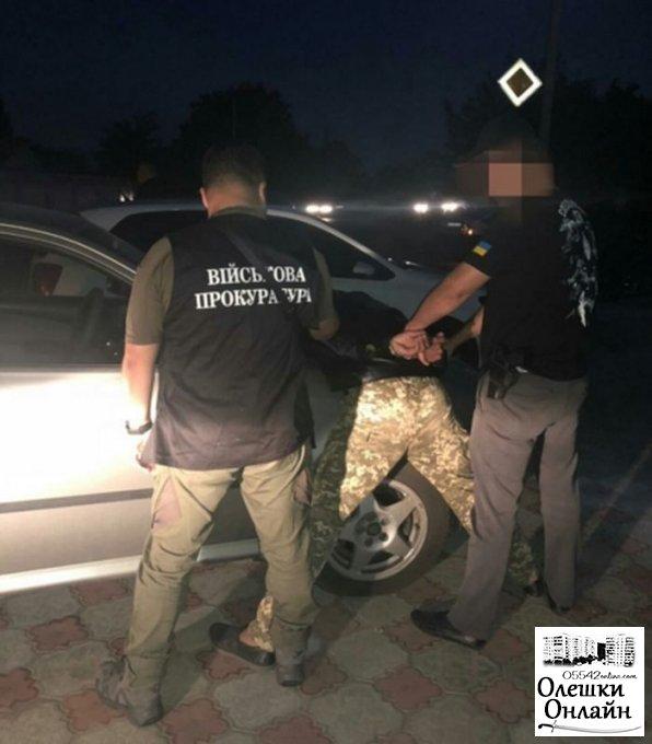 Военной прокуратурой на реализации боеприпасов и взрывчатых веществ задержан военнослужащий-контрактник