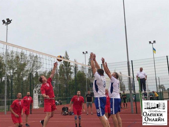 Команда Олешківського району взяла участь у Спартакіаді органів місцевого самоврядування Херсонщини