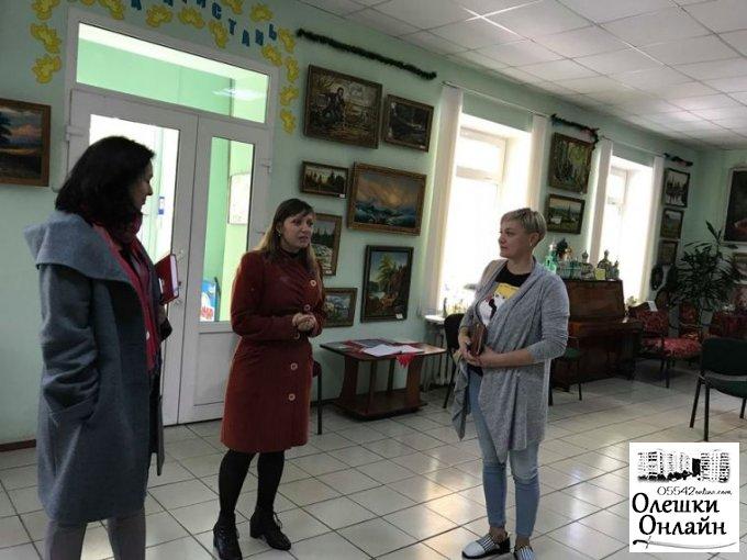 Робочий візит до міста Гола Пристань