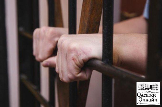 Житель Олешек сядет в тюрьму за убийство сожителя своей сестры