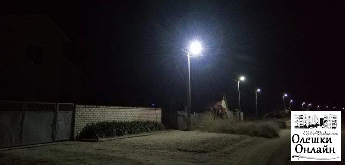 В Олешках здійснено підключення сучасного обладнання по вул. Арктичній