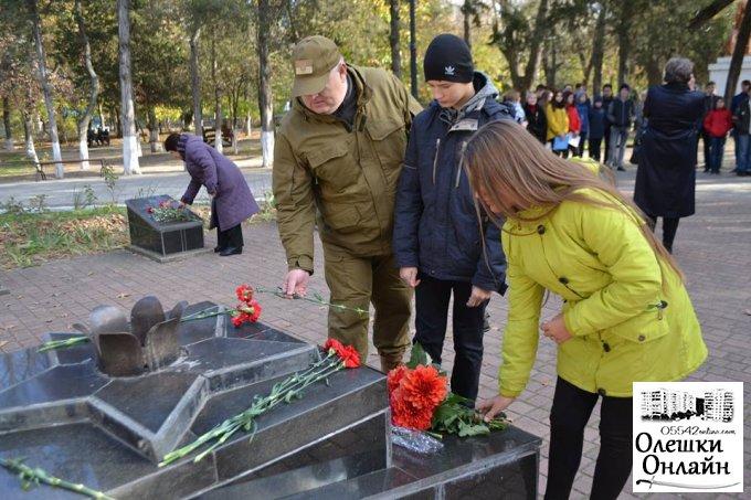 Міський об'їзд пам'ятних місць періоду Другої світової війни