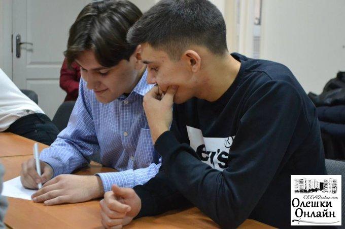 Молодіжні дебати «Гідність у дії» присвячені 5 - ій річниці Революції Гідності