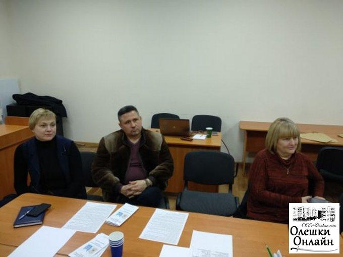 Відео-звернення Молодіжної ради міста Олешки не залишилось без відповіді!