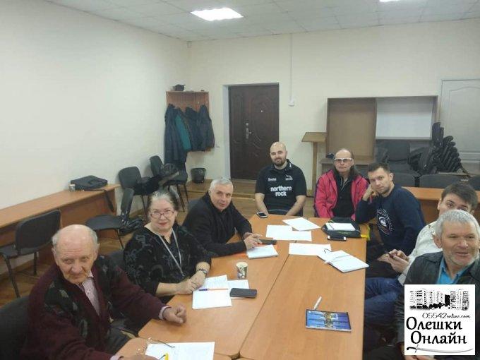 Активні жителі Олешок розкривають туристичний потенціал нашого міста