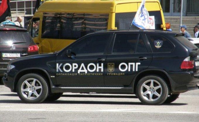 Черговий приклад зухвалих і протиправних дій з боку ОПГ 'Кордон' в Олешках
