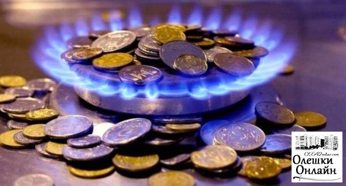 Житель Олешек наворовал газа больше чем на 10 миллионов