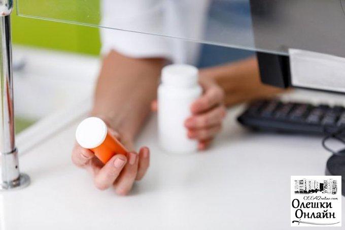 В Олешках наказали работницу аптеки, которая продавала наркотики без рецепта