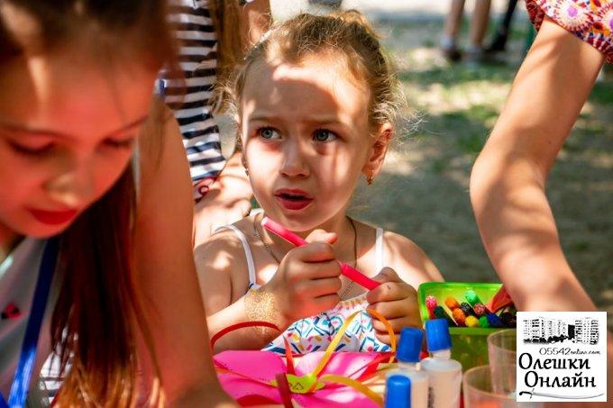 KIDS FEST в Олешках