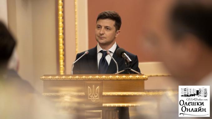 Услышит ли новый президент Украины жителей Олешковского района?