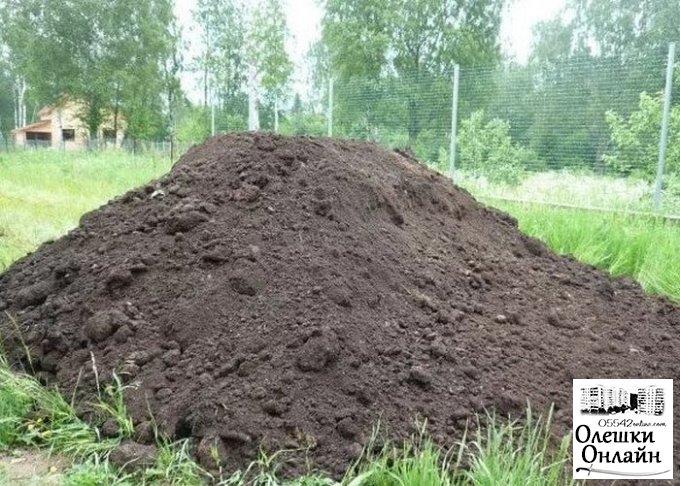 Житель Олешковского района украл с поля более 3 кубометров торфа