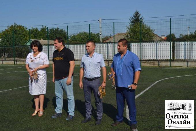 В Олешки завітав голова Херсонської ОДА Юрій Гусєв