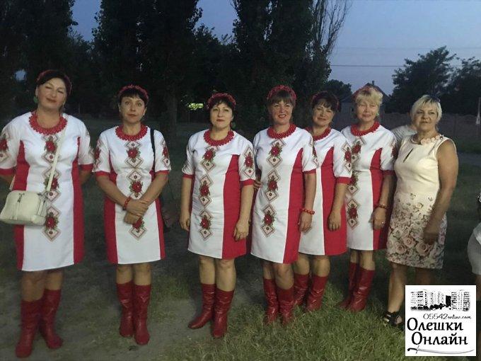 У селі Правi Саги святкували День Незалежності