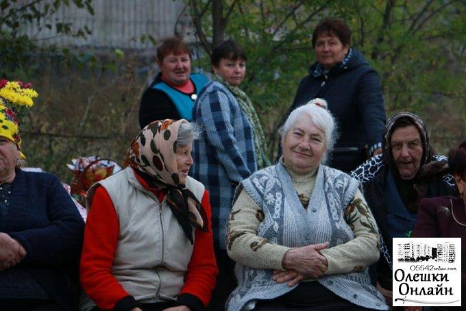 Село Ліві Саги відсвяткували день народження