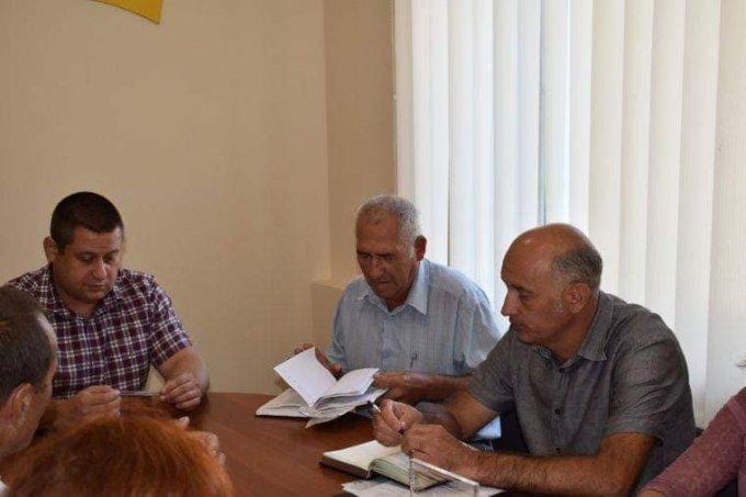 Общественные слушания в Олешках почти единогласно поддержали инициативу мэра по созданию ОТГ