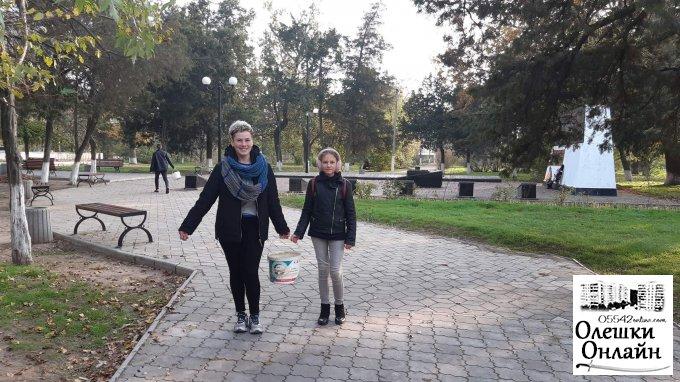 Члени Молодіжної ради вшанували пам'ять захисників України