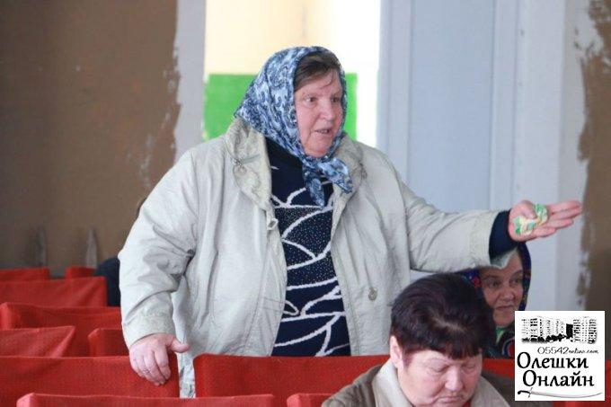 """Раденськ,Солонці,Підстепне та Піщанівка кажуть """"ТАК"""" Олешківській ОТГ"""