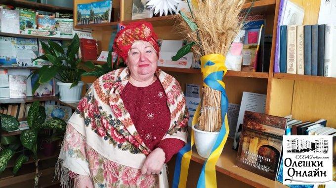 Українська  хустка – мода на усі часи