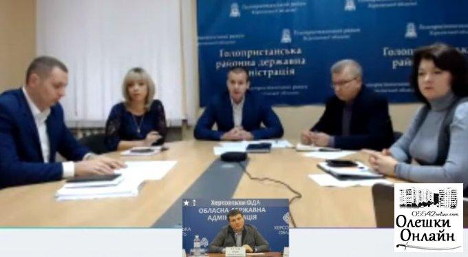 Золоторевский на совещании с Гусевым предложил провести совещание (видео)