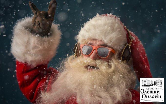 Новорічні  та Різдвяні свята в Олешках пройшли без надзвичайних подій