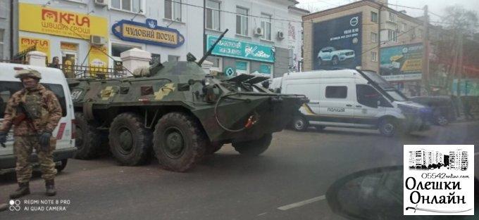 Подробности спецоперации на Херсонщине: Кравченко-Скалозуб вручили подозрение?
