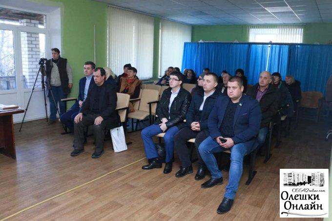 Козачі Лагері погодились будувати ОТГ разом з Олешками