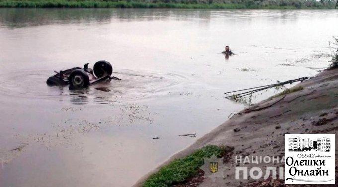 Олешківські поліцейські розкрили жорстоке вбивство фермера