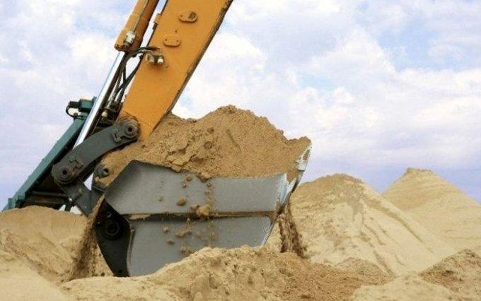 Сегодня еще можно не допустить варварское разворовывание песка в Олешках