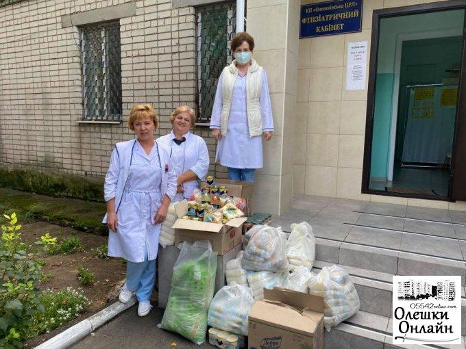 В Олешках продовжується реалізація міської територіальної програми «Здоров'я»