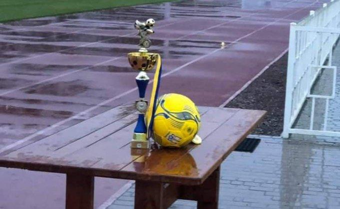 В Олешках завершился чемпионат района по футболу