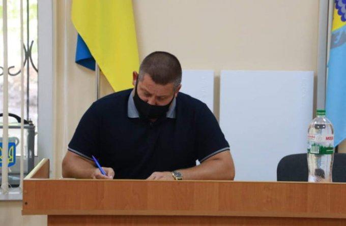 Дмитро Воронов привітав нову раду ОТГ із обранням