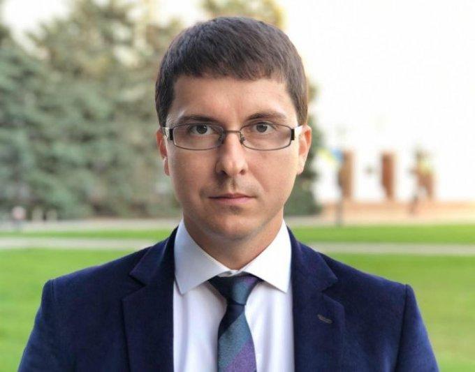 Зеленский уволил главу Олешковской РГА