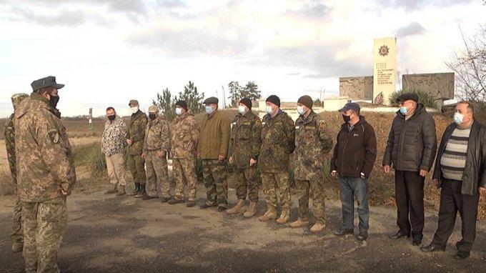 Пошуковці знайшли рештки солдат другої світової війни біля Олешок (відео)