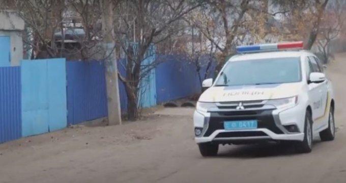 Олешківські поліцейські здійснили мрію маленького Давида
