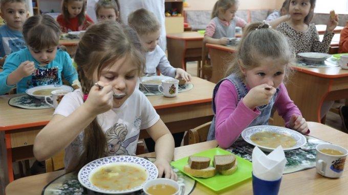 Продуктов в садиках города Олешки не будет минимум до марта