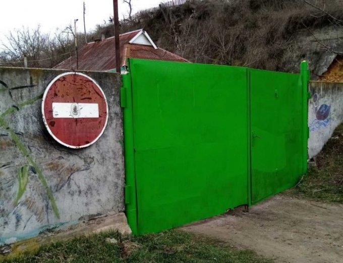 В Казачьих Лагерях громада отстояла рыбацкий домик