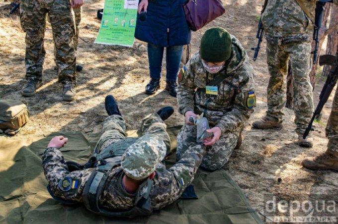 У Херсонській області проходять позапланові навчання територіальної оборони (фото)