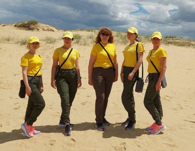 Як потрапити на екскурсію до Олешківських пісків