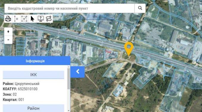 В Олешках цинично воруют земельный участок под памятником маханизаторам?