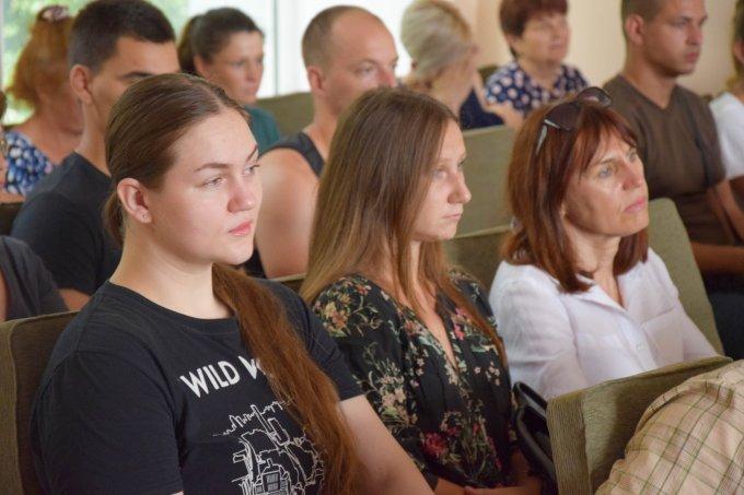 В Олешках не дня без эпических решений