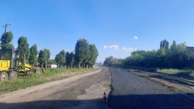''Велике будівництво'' добралось до Олешковской ОТГ