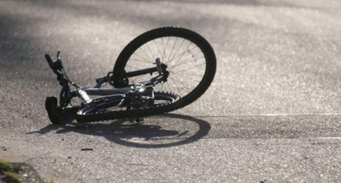 В Олешках людина померла на велосипеді