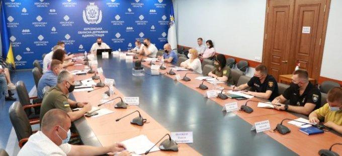 Олешківській територіальній громаді рекомендовано ввести додаткові протиепідемічні заходи