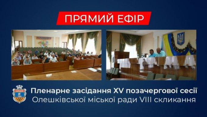 Со словами ''минус одна проблема'' Рыщук и 16 депутатов ликвидировали поликлинику в Олешках