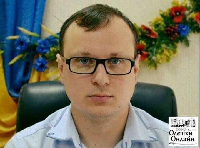 Олешковский ''правдоруб'' в очередной раз праславился на всю область